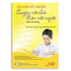 Luyện viết chữ đẹp LVCD-03